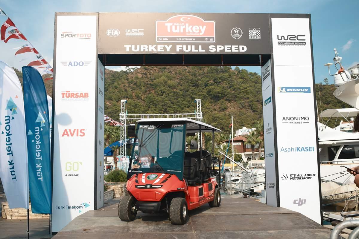 WRC Rally Turkey