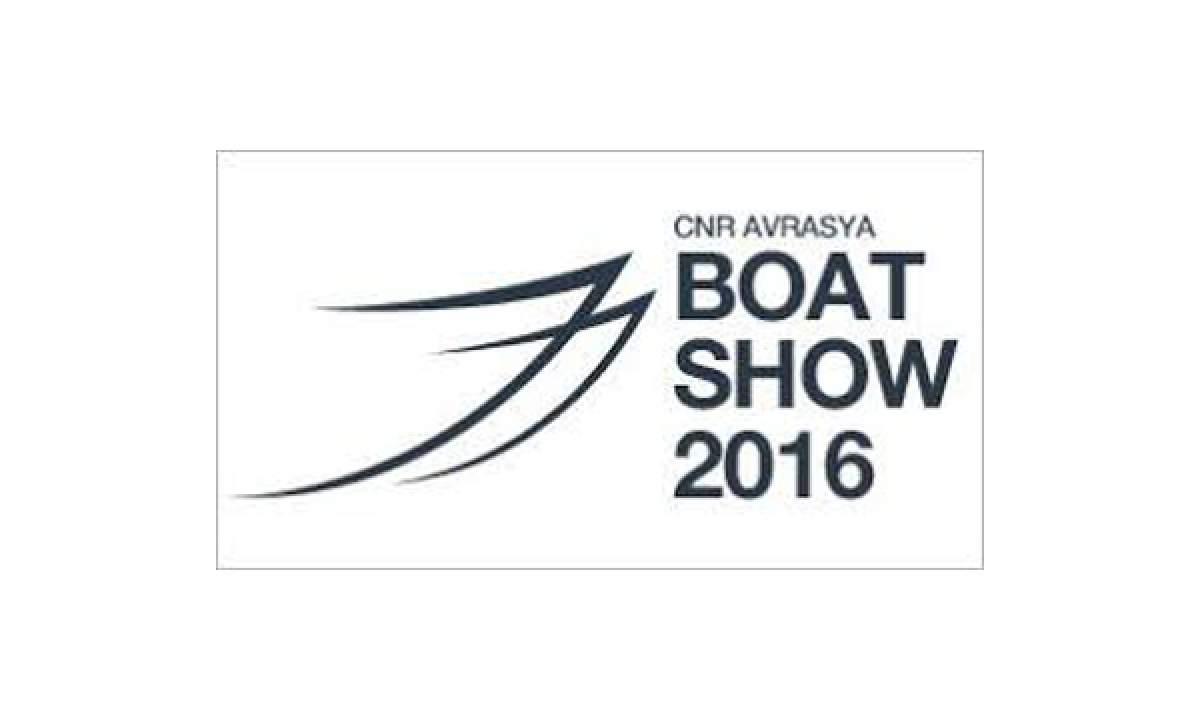 CNR Eurasia Boat Show 2016