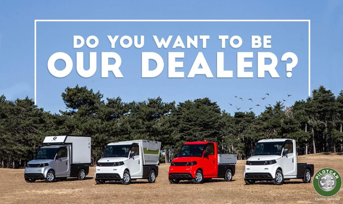 Dünya genelinde oldukça hızlı bir şekilde büyüyen Pilotcar ailesinin bir parçası olmak istiyorsanız lütfen bizimle iletişime geçin!