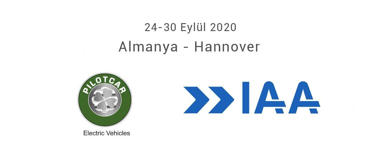 IAA Ticari Araçlar Fuarı Hannover 2020