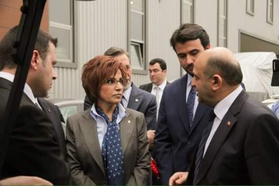Bilim Sanayi ve Teknoloji Bakanımız Sayın Fikri IŞIK Fabrikamızı Ziyaret Etti