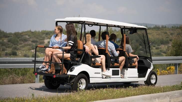 Bir Hayli İşlevsel Golf Araçları