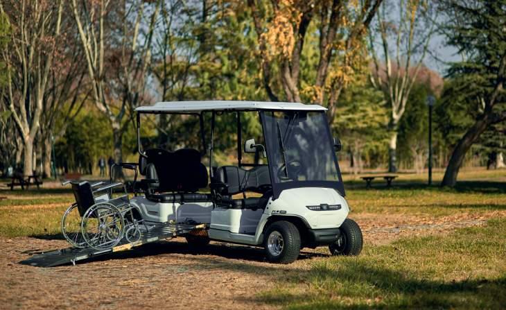 Dünden Bugüne Değişen - Gelişen Golf Araçları Zamana ve Engellere Meydan Okuyor