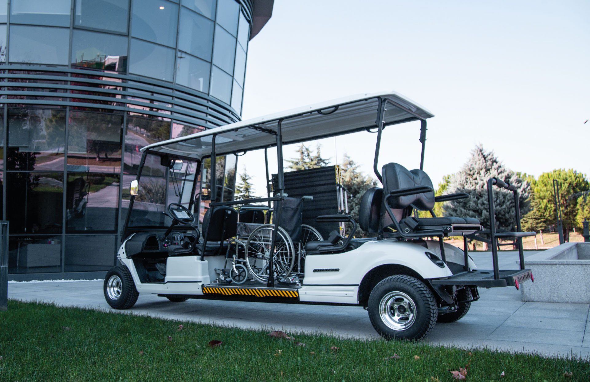 PC-H Electric Handicapped Vehicle